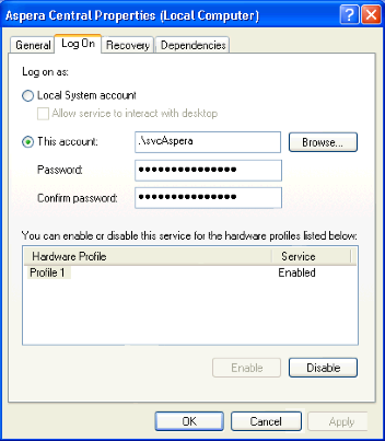 default windows xp admin password recovery console