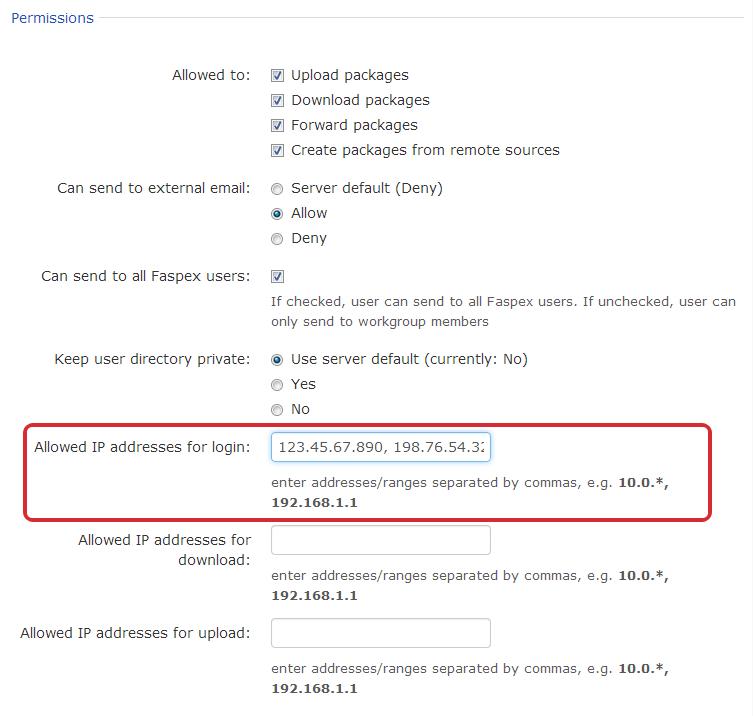 Aspera Faspex Admin Guide 3 7 8 Documentation - RedHat, CentOS, SUSE