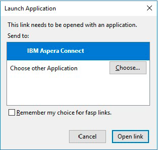 Aspera - High-speed file transfer software -